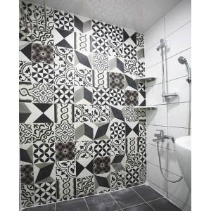 Zementfliesen antik, historischer Baustoff | Design-Fliesen | Dekor | Design pw-gbw | Ventano