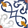 Zementfliesen | Retro-Fliesen | antik Muster V20-296-(1000,2019,4012,5000,7001)a_5