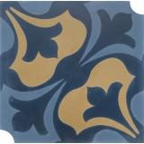 Musterfliese Zementfliesen-S015a