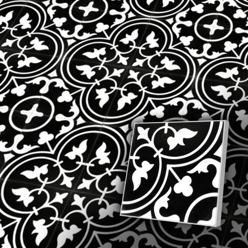 Zementfliesen Retro Fliesen Antik Muster V20 098 A Ventano