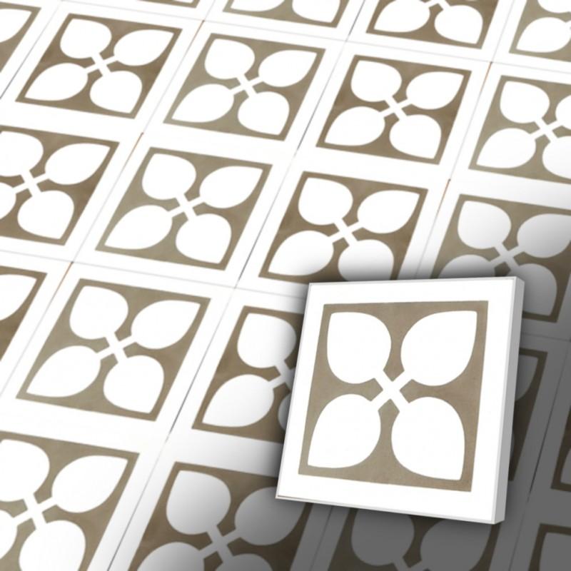 Zementfliesen Retro Fliesen Jugendstil Design V20 259 A Ventano