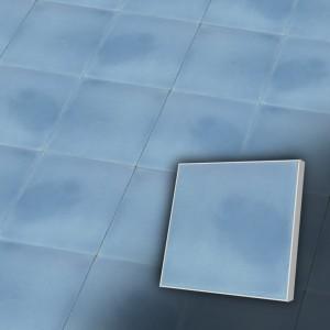 Zementfliesen antik, historischer Baustoff | Farbig | Fliese antik | Muster VE4002-a | Ventano