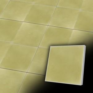 Zementfliesen antik, historischer Baustoff | Farbig | Fliese antik | Design V20-U3025 | Ventano
