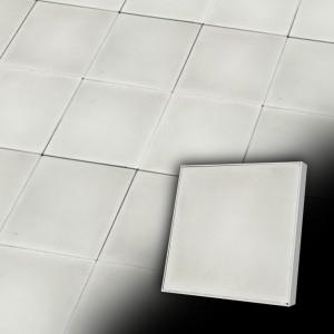 Zementfliesen antik, historischer Baustoff | Einfarbig | Fliese antik | Design V20-U1005 | Ventano