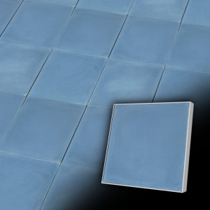 Zementfliesen antik, historischer Baustoff | Retro-Fliesen | Design V15-U4001 | Ventano