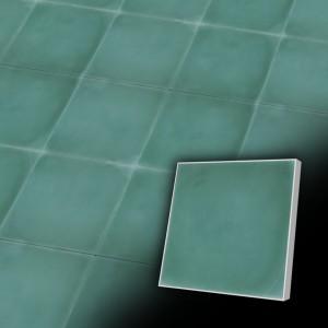 Zementfliesen antik, historischer Baustoff | Farbig | Fliese antik | Muster V20-U3030 | Ventano