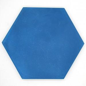 Zementfliesen antik, historischer Baustoff | Retro-Fliesen |Muster V17H-001-U4025 | Ventano