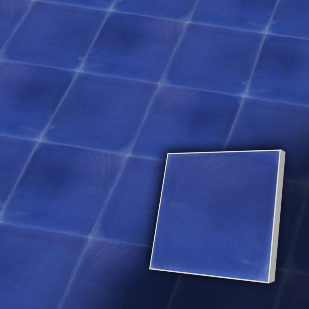 Handgefertigte-Zementfliesen-einfarbig-blau-Ventano
